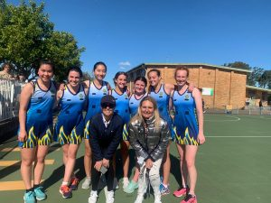 2020 Winners | Beacon Hill Netball Club